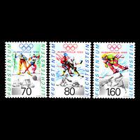 Liechtenstein 1992 - Olympic Games - Barcelona, Spain - Sc 973/5 MNH