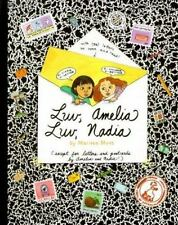 Luv, Amelia Luv, Nadia by Marissa Moss - American Girl Books