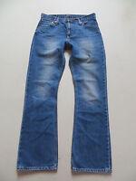 Levi's ® 507 Bootcut Jeans Hose W 32 /L 34, Vintage Denim mit KULT Waschung ! 46