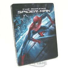 The Amazing Spider-Man [Steelbook] [Blu-ray] NEU / sealed
