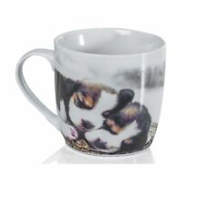 Sabichi Sleeping Puppies Cute Dogs Mug Cup Tea Coffee Adorable Animal Lover Gift