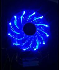 Needcool Ice Tower 200 Blue LED Heatpipe CPU Cooler 92mm Cooling Fan & Heatsink