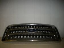 FORD F250 F350 SUPER DUTY GRILLE 05 06 07 2005 2006 2007  USED