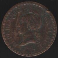 1848 A France Centime Coin | European Coins | Pennies2Pounds