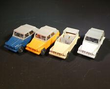 4  VW 181 Kübelwagen Wiking  1:87/H0  ohne OVP# 2515/69