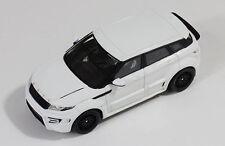 Ixo 1:43 Range Rover Evoque ONYX 2012 white PR0273 Brand new