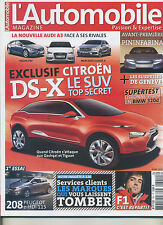 L'AUTOMOBILE MAGAZINE n°791 04/2012