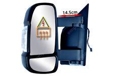 FIAT DUCATO COMPLETO PORTA SPECCHIETTO RETROVISORE ESTERNO ELETTRICO RISCALDATO Medium Braccio Sinistro N/S 2006 su