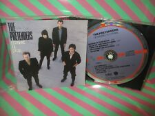 THE PRETENDERS Learning To Crawl CD TARGET WEST GERMANY