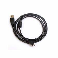 USB Cable for  PANASONIC LUMIX DMC-FX01 FX07 FX10 FX12 FX3 FX30 FX50 FX7 FX8