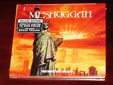 Meshuggah: Contradictions Collapse - Deluxe Limited Edition CD 2013 Bonus Tx NEW