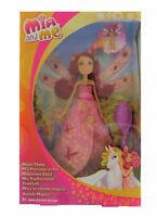 Mattel Mia and Me Puppe Magisches Kleid CMM63 Centopia Feenland Modepuppe Kinder