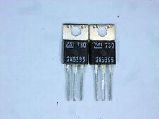 "2N6395 ""Original""  ASI  SCR  TO-220 2  pcs"