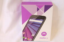 Motorola Moto G XT1548 3rd Gen GSM Smartphone Black / 8GB / Republic Wireless
