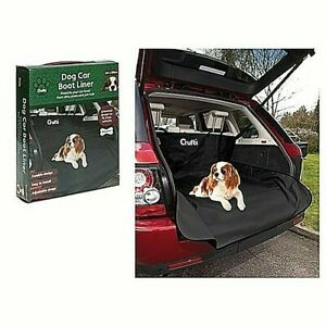 CRUFT Large waterproof universal heavy duty car boot liner protector 144x170cm