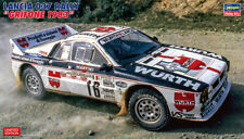Hasegawa 1/24 Scale Model Car Kit Wurth Grifone Lancia 037 Rally ERC '83 Cunico