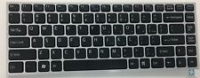 Sony Vaio VPC-Y Series Keyboard with Frame Black & Silver 148768621
