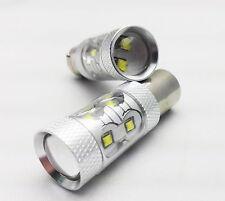 P21W BA15s 50W CREE HIGH POWER LED REVERS CAR XENON WHITE BULBS A