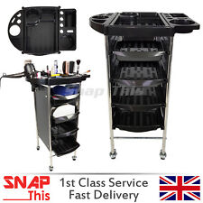 Salon Hairdresser Barber Beauty Storage Trolley Hair Drawers Colouring Movable