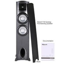 Klipsch Synergy F-30 Premium Dual 8-Inch Floor-Standing Speaker - single  NEW!