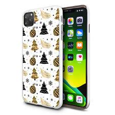 Christmas Xmas Festive Mobile Phone Case Cover For Apple Samsung Huawei - C2