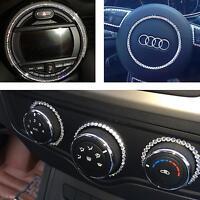 837pcs x 3mm Rhinestone Crystal Car Interior Styling Stickers Decor Ornaments