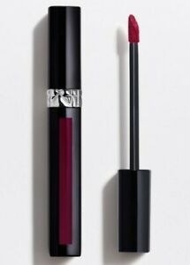 Christian Dior- Rouge Dior Liquid FS Lip Gloss - #862 Hectic Matte- 0.20 Oz