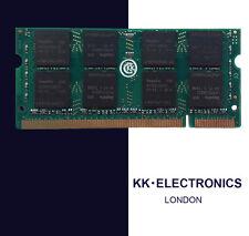 2GB 2 GB de memoria RAM HP Compaq G60-213EM 2510p 2710p 6910p DDR2