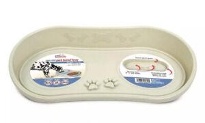Pet Parade Non-Skid Pet Bowl Tray,NEW,FREE P&P