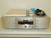 Marantz SA-15S1 High-End SACD-Player Silber FB / BDA / Ersatzlaser, 2J. Garantie