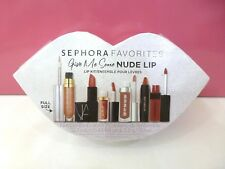 Sephora Favorites Give Me Some Nude Lip Kit 6 Piece Set New Sealed Boxed