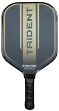 Engage Trident Polymer Pickleball Paddle GripTEK Texas Open Paddle