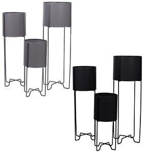 Metal Plant Pot Stand Holder Indoor Home Garden Decor Flower Planter Display