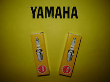 Yamaha RD350LC Powervalve Pair Two 2 NGK Spark Plug Set New BR9ES 1986 to 1995