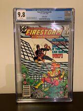 Fury of Firestorm #28 CGC 9.8 Canadian Price variant 1st Slipknot Suicide Squad