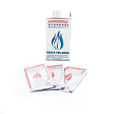 5 x Burnshield Hydrogel Gel Burn 3.5ml Emergency Handy Sachet Scald Burns