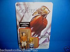 Disney's The Rocketeer Figure - ReAction Figure by Funko - Taped Pkg. New!