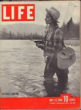 Life Magazine May 13 1946 Birthday Northwest Vacation VG 050216DBE2