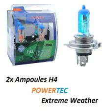 2x AMPOULES H4 EXTREM WEATHER TRIUMPH Speed Triple 955i (T509)