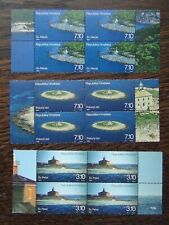 More details for croatia 2012 lighthouses set in blocks x 4 mnh