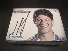 41375 Levan Kobiashvili FC Schalke 04 09-10 original signierte Autogrammkarte
