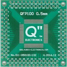 14mm x 14mm Adapter P009.32 5 x  TQFP100