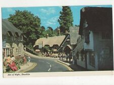 Shanklin Old Postcard IOW 252a