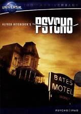 Psycho Dvd Alfred Hitchcock(Dir) 1960