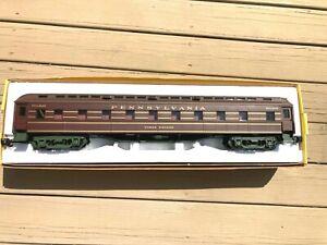 ARISTOCRAFT-G-#ART-31801-PENNSYLVANIA PULLMAN PASSENGER CAR-Missing Rail-used