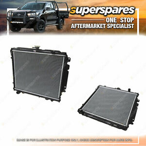 Superspares Radiator for Great Wall SA220 Automatic Automatic 06/2009-ONWARDS