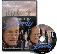 In Search of Liberty (DVD, 2017) Usually ships within 12 hours!!!