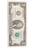 US Curency $2 Bill 2003 Chigago G Mint New Condition