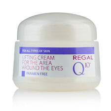 REGAL Q10+ PURIFYING CLEANSING EYE GEL WITH MINERALS FOR DRY & SENSITIVE SKIN
