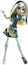 Monster High Coffin Bean Frankie Stein Doll New